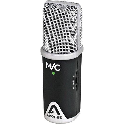 Apogee MiC 96k For iPad, iPhone and Mac