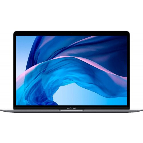 Apple 13-inch MacBook Air (2020) - 1.1GHz Dual-Core Core i3 Processor with Turbo Boost up to 3.2GHz 256GB Storage Touch ID - Space Gray