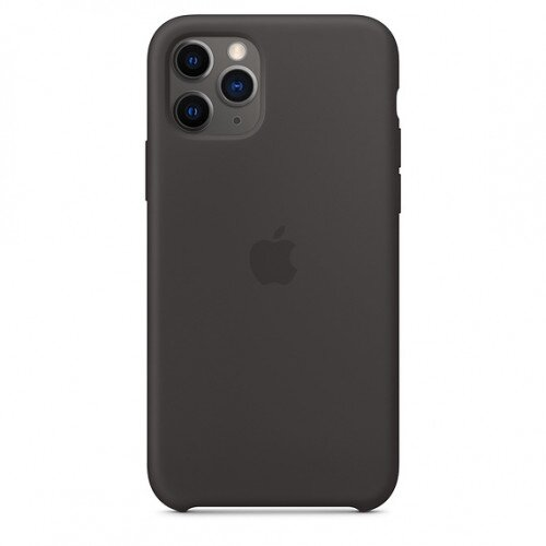 Apple iPhone 11 Pro Silicone Case - Black