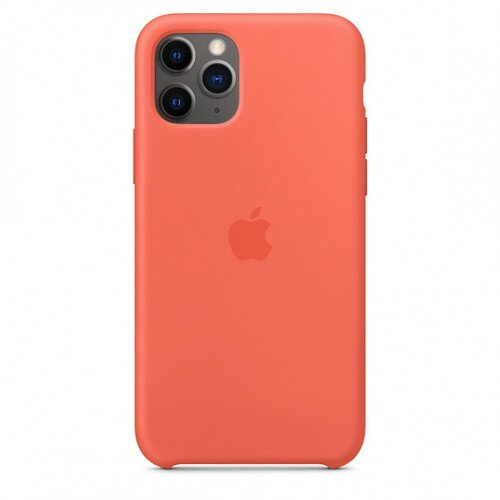 Apple iPhone 11 Pro Silicone Case - Clementine