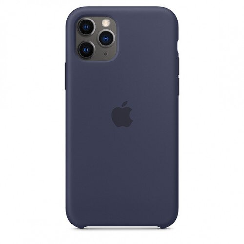 Apple iPhone 11 Pro Silicone Case - Midnight Blue