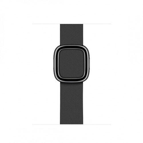 Apple Modern Buckle Band for Apple Watch - Medium - Black