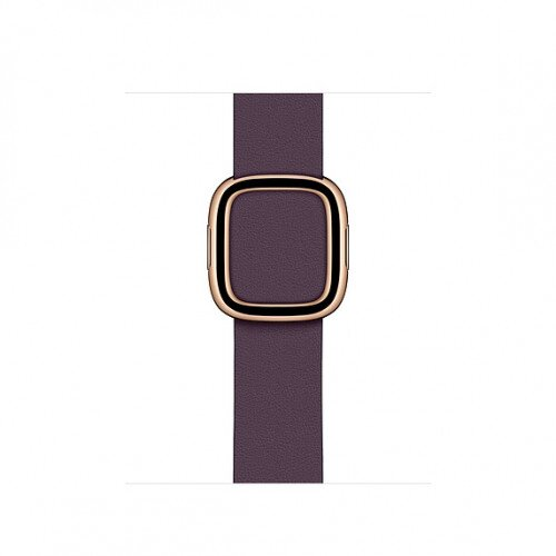 Apple Modern Buckle Band for Apple Watch - Small - Aubergine