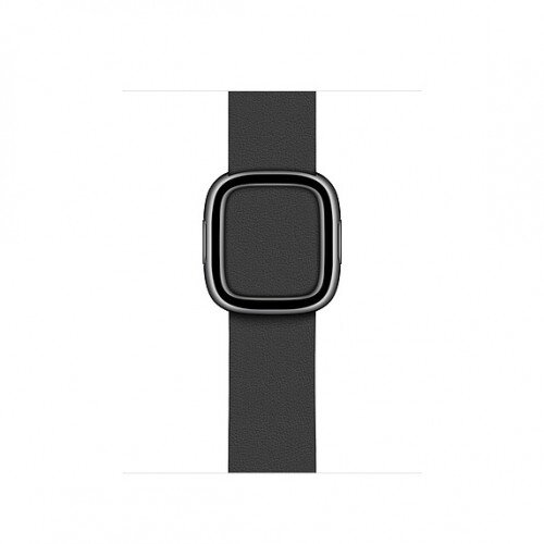 Apple Modern Buckle Band for Apple Watch - Large - Black