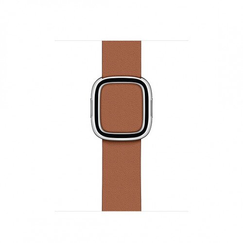 Apple Modern Buckle Band for Apple Watch - Small - Saddle Brown