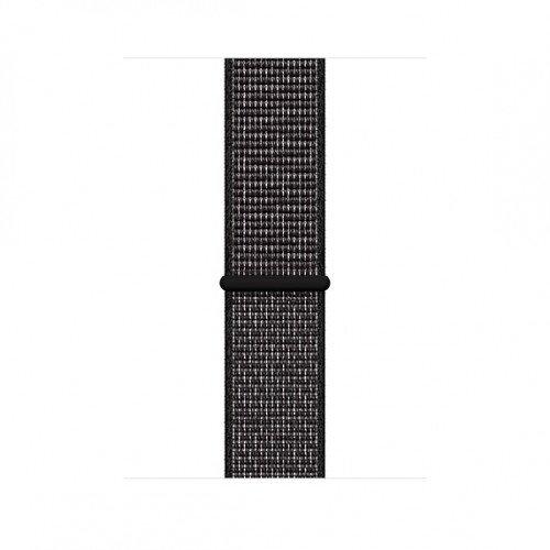 Apple Nike Sport Loop for Apple Watch - 44mm - Black