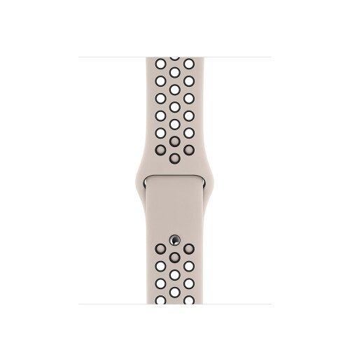 Apple Watch Nike Sport Band - 40mm - Desert Sand/Black