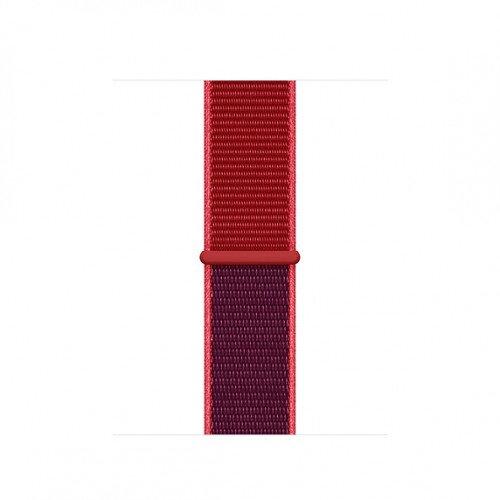 Apple Watch Sport Loop - 40mm - Regular - Product Red