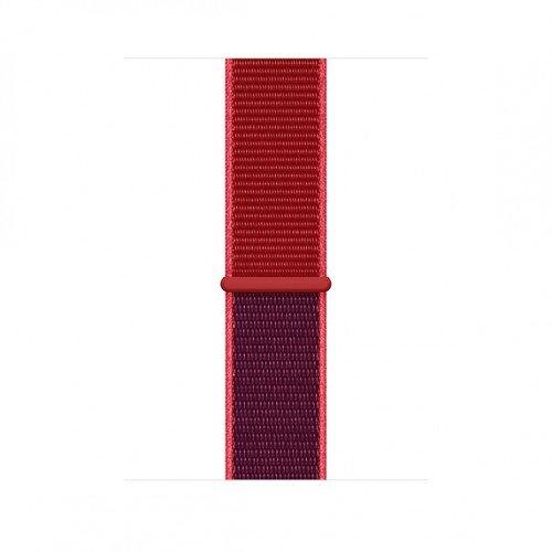 Apple Watch Sport Loop - 44mm - Regular - Product Red
