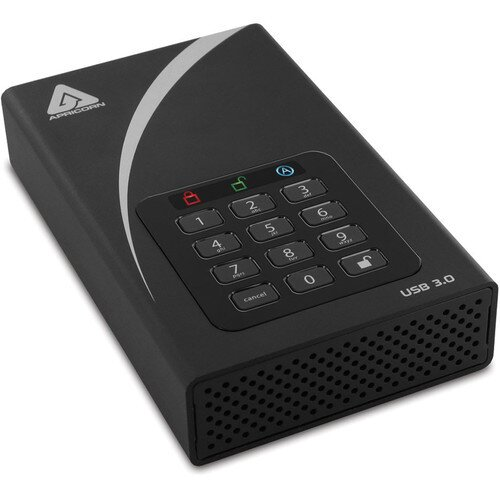 Apricorn Aegis Padlock DT USB 3.0 Desktop Drive - 14TB