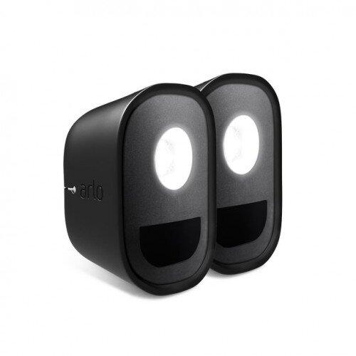 Arlo Set of 2 Skins for Arlo Security Light - Black