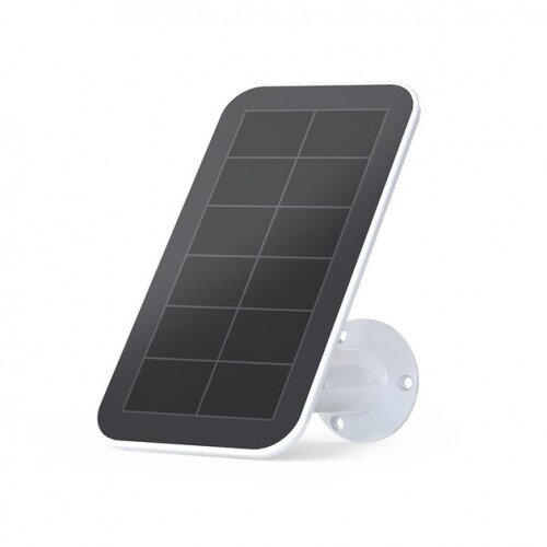 Arlo Solar Panel Charger for Ultra, Pro 3 & 4 Cameras - White