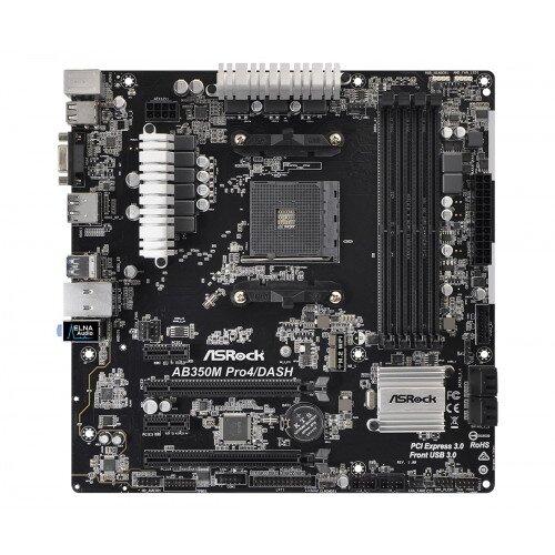ASRock AB350M Pro4/DASH Motherboard