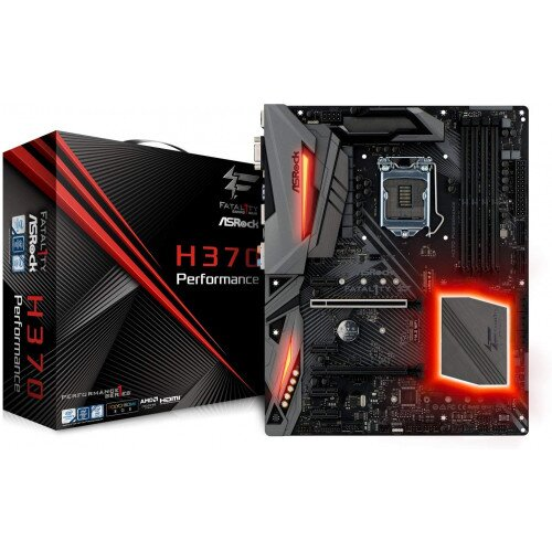 ASRock Fatal1ty H370 Performance Motherboard