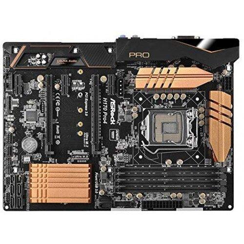 ASRock H170 Pro4 Motherboard