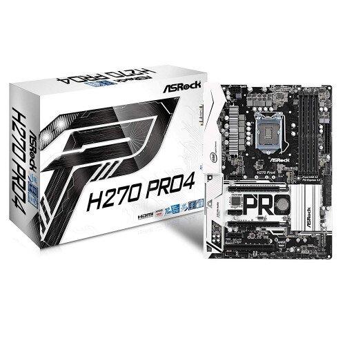 ASRock H270 Pro4 Motherboard