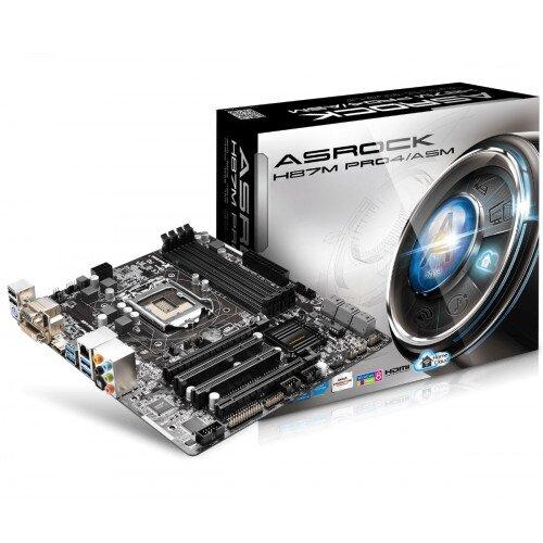ASRock H87M Pro4/ASM Motherboard