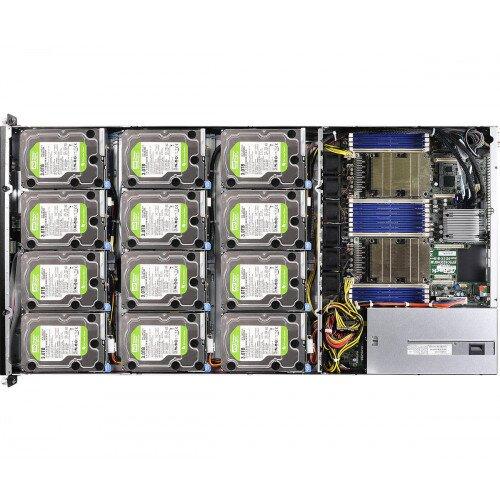 ASRock Rack 1U12XL-C622 RPSU Server