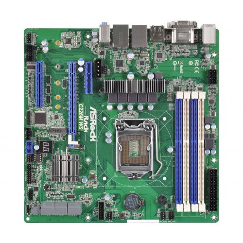 ASRock Rack C226M WS Motherboard