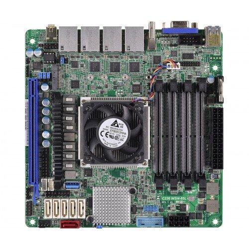 ASRock Rack C236 WSI4-85L Motherboard