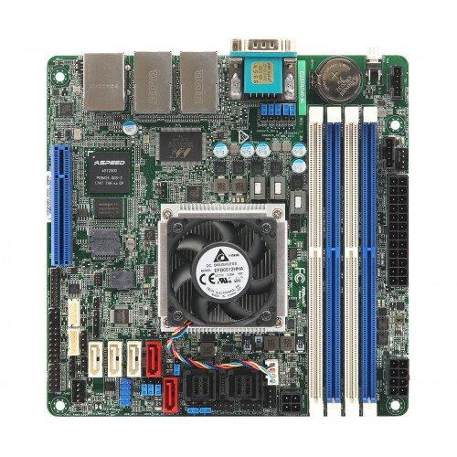 ASRock Rack C3558D4I-4L Motherboard