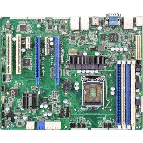 ASRock Rack E3C224-4L Motherboard