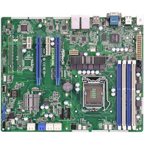 ASRock Rack E3C224-V4L Motherboard