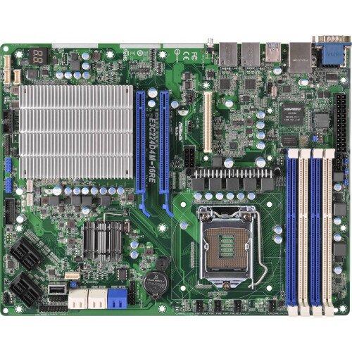 ASRock Rack E3C224D4M-16RE Motherboard