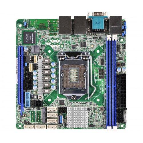 ASRock Rack E3C232D2I Motherboard
