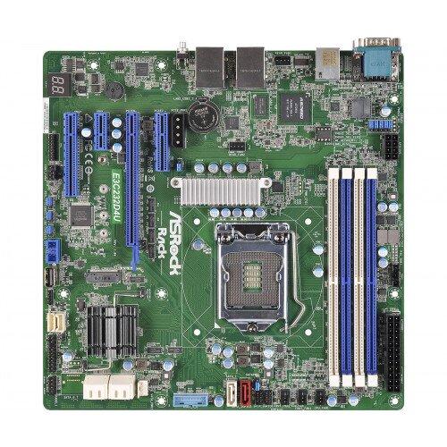 ASRock Rack E3C232D4U Motherboard