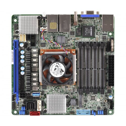 ASRock Rack E3C236D4I-44E85 Motherboard