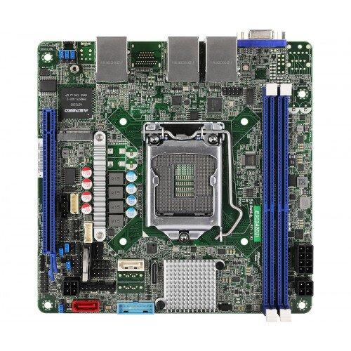 ASRock Rack E3C242D2I Motherboard