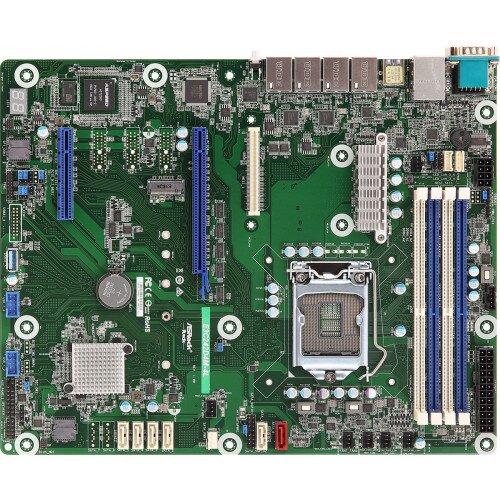 ASRock Rack E3C242D4M-4L Motherboard