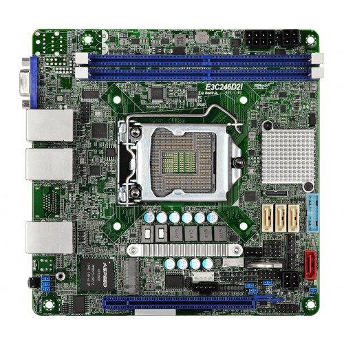 ASRock Rack E3C246D2I Motherboard