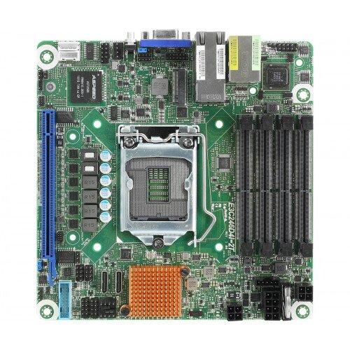 ASRock Rack E3C246D4I-2T Motherboard