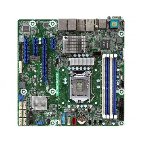 ASRock Rack E3C246D4U2-2T Motherboard