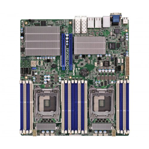 ASRock Rack EP2C602-2T2O/D16 Motherboard