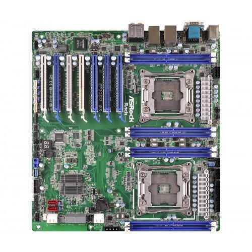 ASRock Rack EP2C612 WS Motherboard