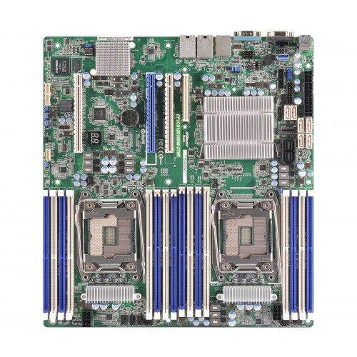 ASRock Rack EP2C612D16NM-2T8R Motherboard
