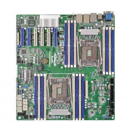 ASRock Rack EP2C612D16SM-2T Motherboard