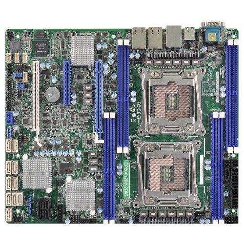 ASRock Rack EP2C612D8-2T8R Motherboard