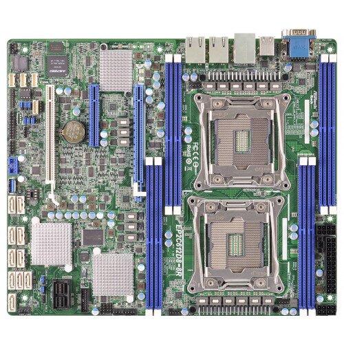 ASRock Rack EP2C612D8-8R Motherboard