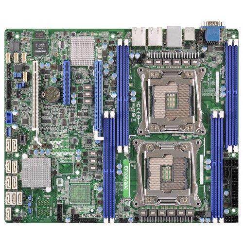 ASRock Rack EP2C612D8 Motherboard