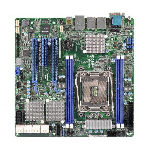 ASRock Rack EPC612D4U-8R Motherboard