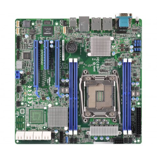 ASRock Rack EPC612D4U Motherboard