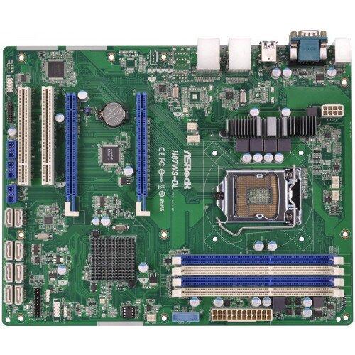 ASRock Rack H87WS-DL Motherboard