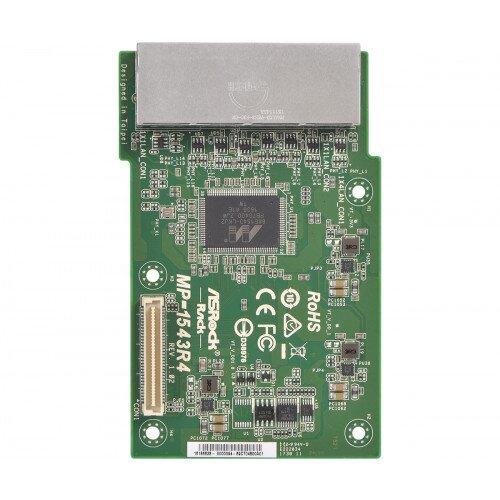 ASRock Rack MP-1543R4 Module