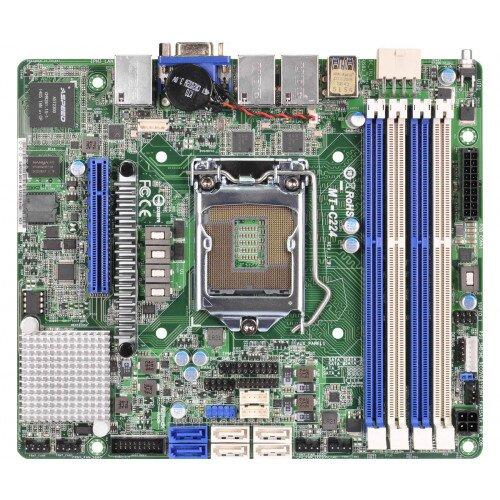ASRock Rack MT-C224 Motherboard