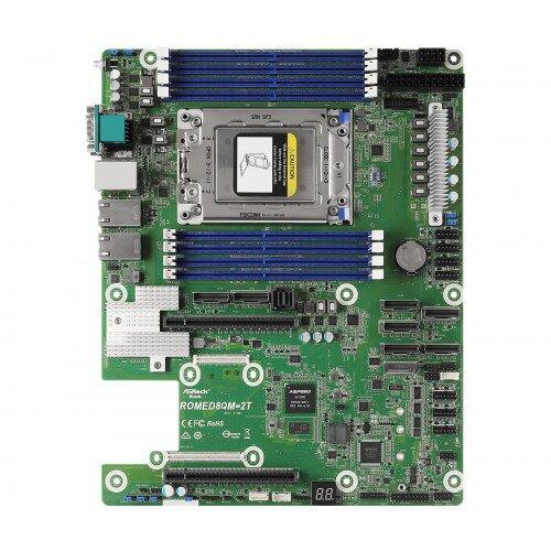 ASRock Rack ROMED8QM-2T Motherboard