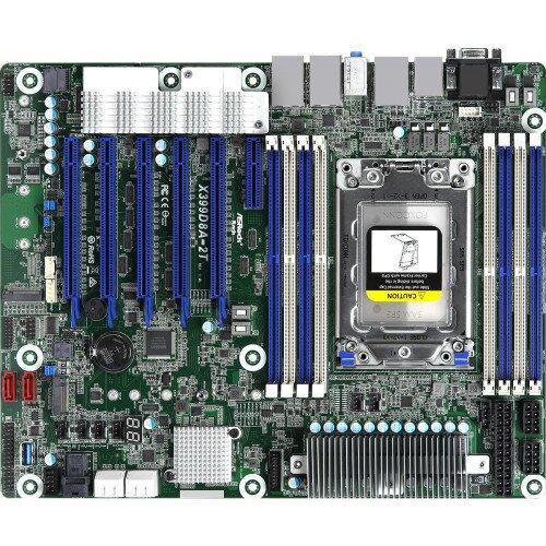 ASRock Rack X399D8A-2T Motherboard